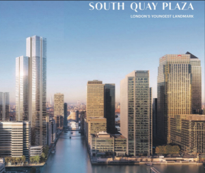 South Quay Plaza