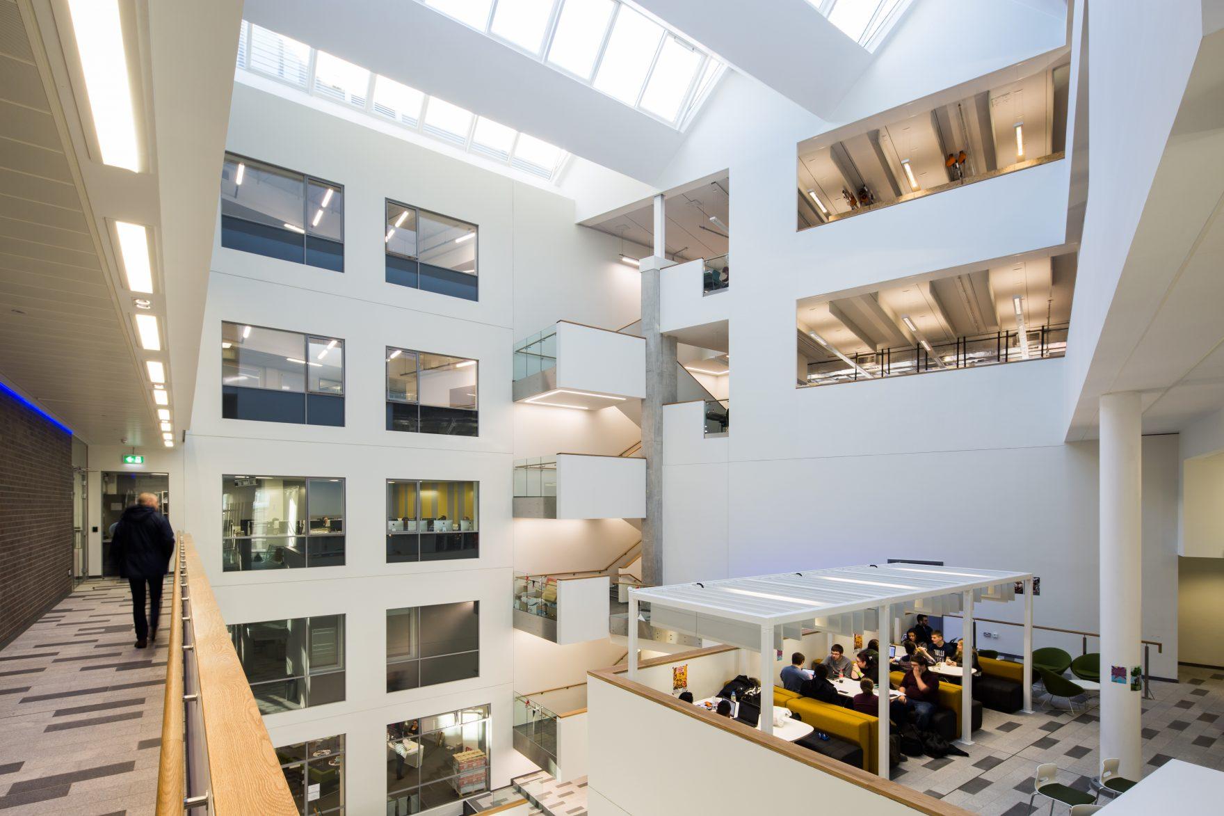 New Adelphi Building University Of Salford The